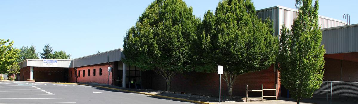 Chapman elementary front exterior
