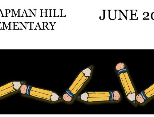 Chapman Hill Newsletter June 2019