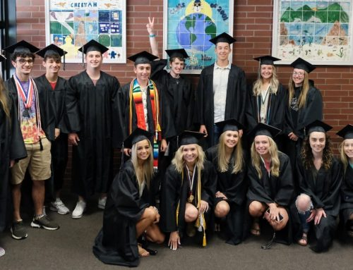 West Salem Seniors Return to Chapman Hill Elementary for Parade of Honor