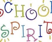 School Spirit Dress Up Days 2019-20
